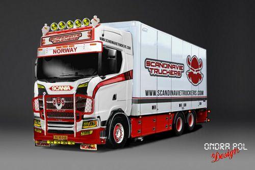 truck Scandinavietruckers